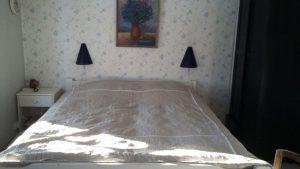 Mittatilaustyönä sängynpäällinen